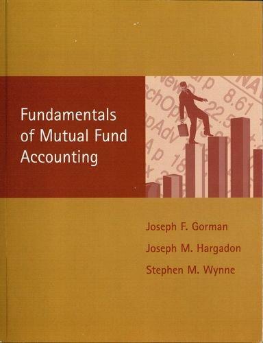 9780073016719: Fundamentals of Mutual Fund Accounting