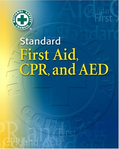 9780073016788: Standard First Aid, CPR, and AED