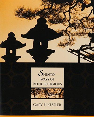 9780073016894: Shinto Ways Of Being Religious