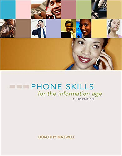 9780073017273: Phone Skills for the Information Age