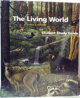 9780073017785: The Living World (Third Edition, Student Study Guide)