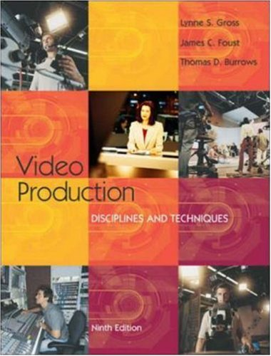 9780073018027: Video Production: Disciplines and Techniques with PowerWeb