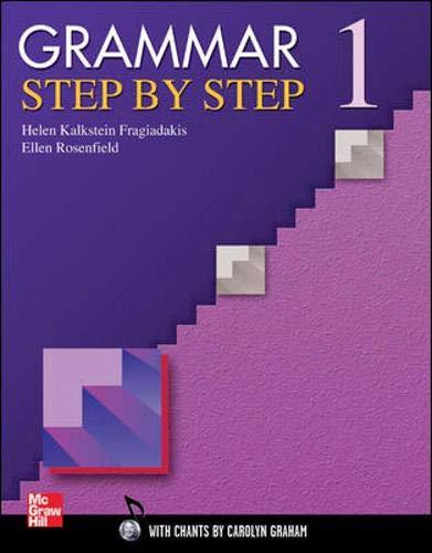 9780073018126: GRAMMAR STEP BY STEP 1 Audio CDs (2) (Bk. 1)