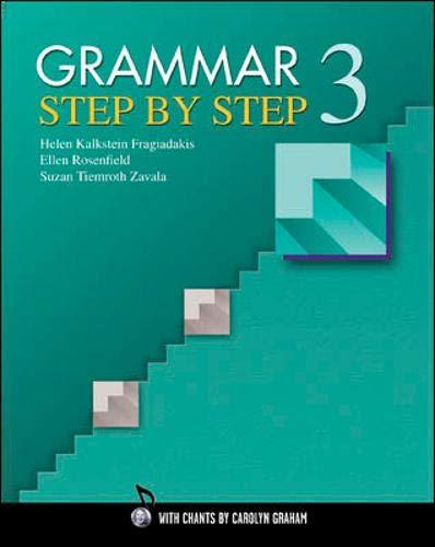 9780073018140: Grammar Step by Step - Level 3 (Bk. 3)