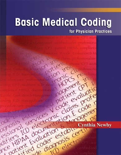9780073018324: Basic Medical Coding for Physician Practices