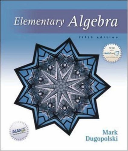 9780073019284: Elementary Algebra, Fifth Edition