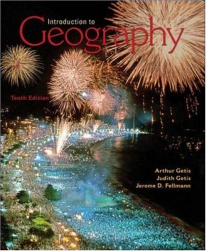 9780073019321: Introduction to Geography