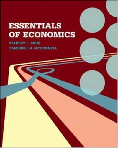9780073019673: Essentials of Economics