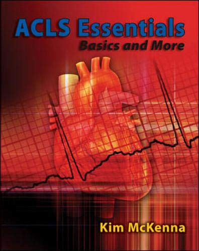 9780073019710: ACLS Basics and More w/Student CD & DVD