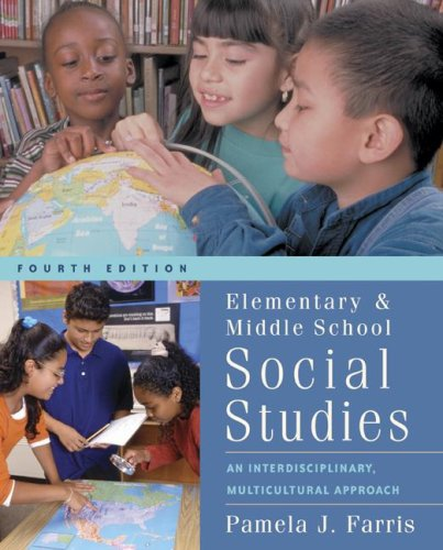 9780073021935: Elementary and Middle School Social Studies: Interdisciplinary and Multicultural Approaches with Free Multicultural Internet Guide