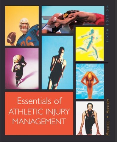 9780073021942: Essentials of Athletic Injury Management Hardcover Version with PowerWeb/OLC Bind-in Card & eSims