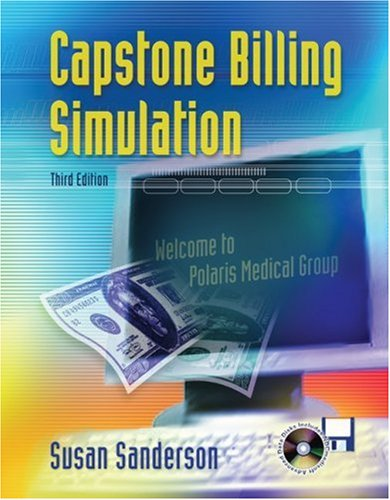 9780073022598: Capstone Billing Simulation with Student Data Disks