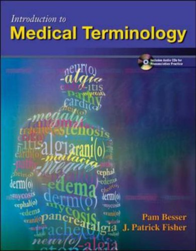 9780073022611: Introduction to Medical Terminology with Student Audio CD-ROM