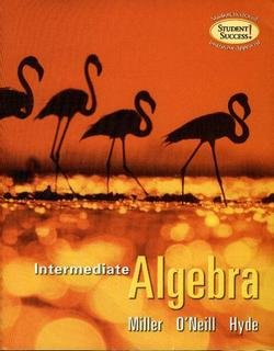 9780073023267: Intermediate Algebra