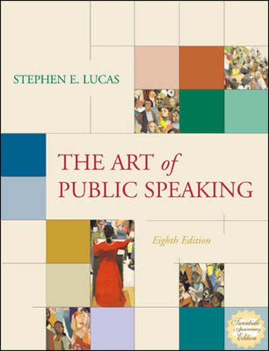 9780073023892: The Art of Public Speaking with Student CDs 4.0, Audio CD set, PowerWeb and Topic Finder