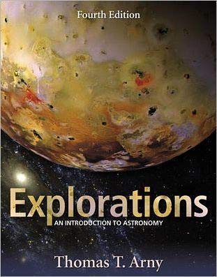 9780073025803: Explorations: An Introduction to Astronomy