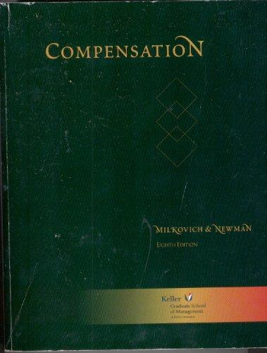 9780073026503: Compensation