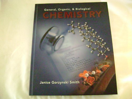 9780073026572: General, Organic, and Biological Chemistry
