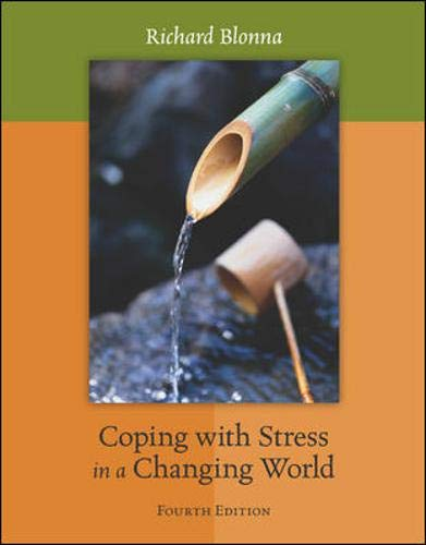 9780073026602: Coping with Stress in a Changing World