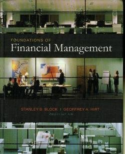 9780073027203: Foundations of Financial Mgmt