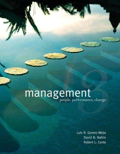 9780073027432: Management