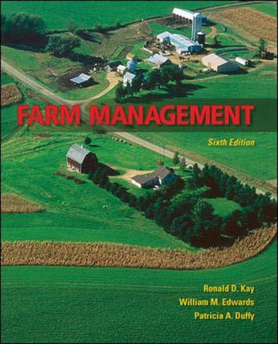 9780073028293: Farm Management