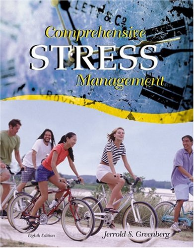 9780073028354: Comprehensive Stress Management with PowerWeb/OLC Bind-in Card & HealthQuest CD
