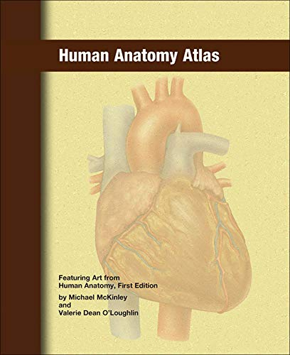 Human Anatomy Atlas Format Spiralbound By Shier Mcgraw Hill
