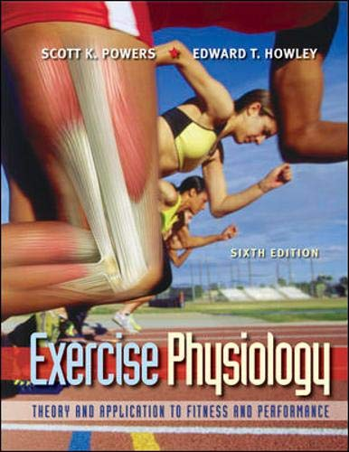 9780073028637: Exercise Physiology: Theory and Application to Fitness and Performance