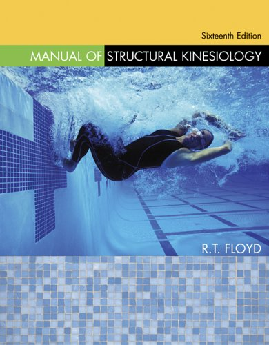 9780073028736: Manual of Structural Kinesiology