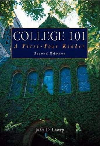 9780073031590: College 101: A First Year Reader