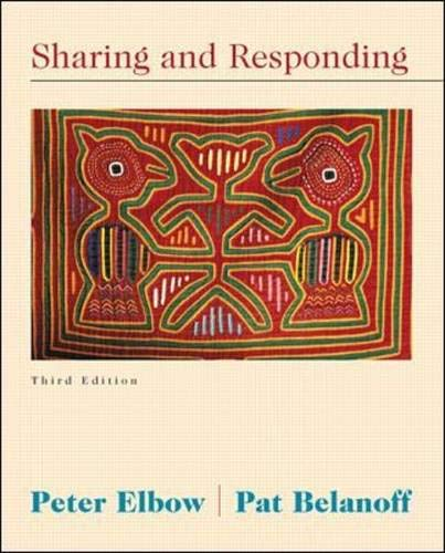 9780073031798: Sharing and Responding