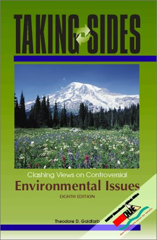 9780073031842: Taking Sides: Clashing Views on Controversial Environmental Issues