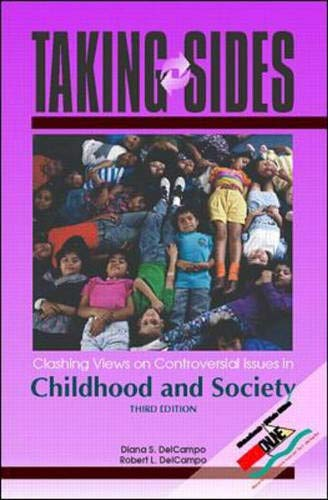 9780073031897: Taking Sides: Clashing Views on Controversial Issues in Childhood and Society, 3/e (Taking Sides)