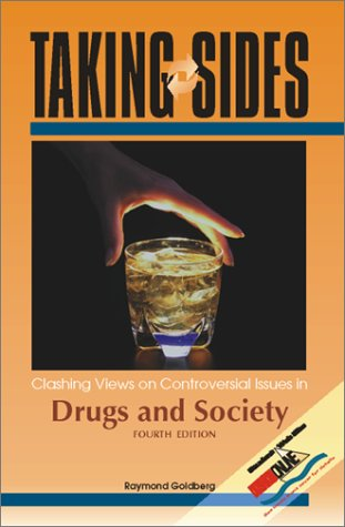 9780073031934: Taking Sides: Clashing Views on Controversial Issues in Drugs and Society