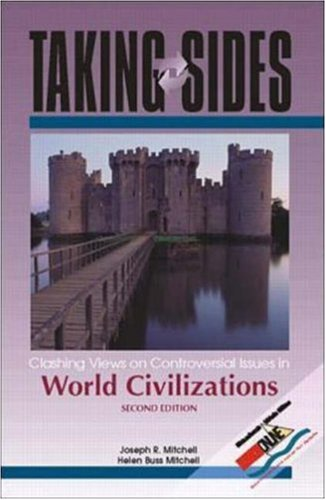 9780073031958: Taking Sides: Clashing Views on Controversial Issues in World Civilizations