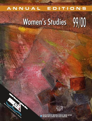 Women's Studies, 1999-2000 (The Annual Series): Ojea, Patricia; Quigley, Barbara