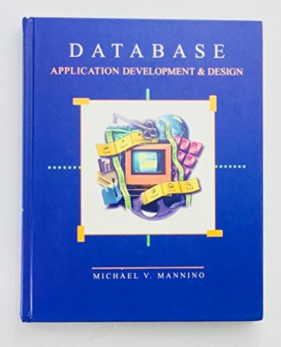 9780073033457: Database Application Development and Design - Not Available Individually - Use463678