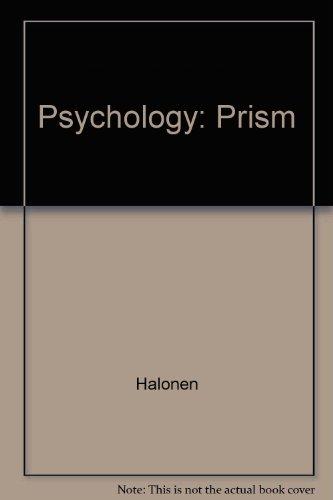 9780073034645: Psychology: Prism