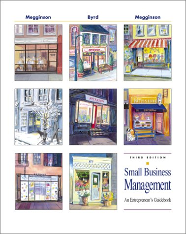 9780073035642: Small Business Management: An Entrepreneur's Guidebook
