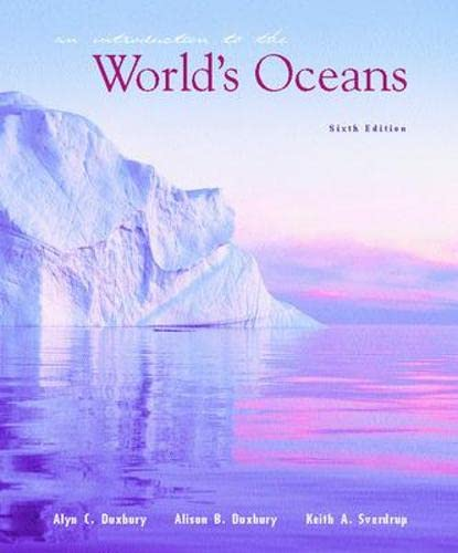 9780073036038: An Introduction to the World's Oceans