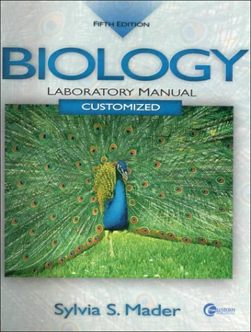 9780073036625: Biology (Custom Edition)