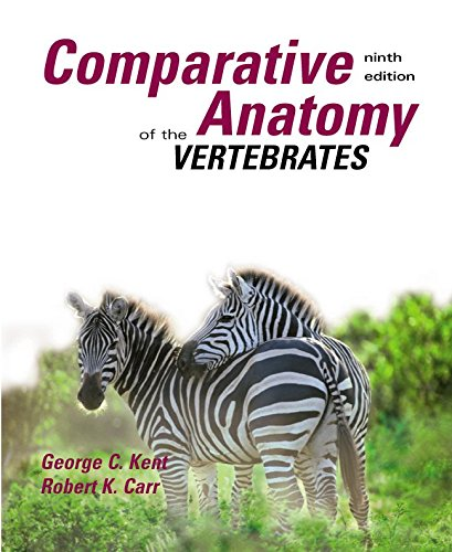 9780073038698: Comparative Anatomy of the Vertebrates