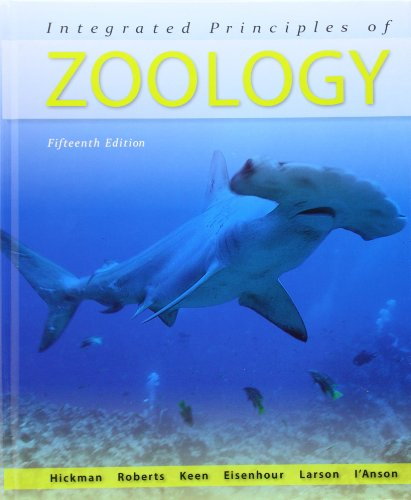9780073040509: Integrated Principles of Zoology