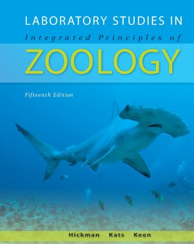 9780073040516: Laboratory Studies in Integrated Principles of Zoology