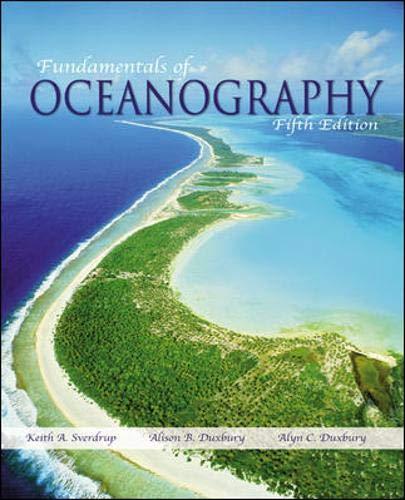 9780073040813: Fundamentals of Oceanography (Essentials Version)