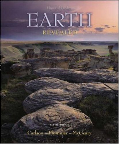 9780073040837: Physical Geology: Earth Revealed