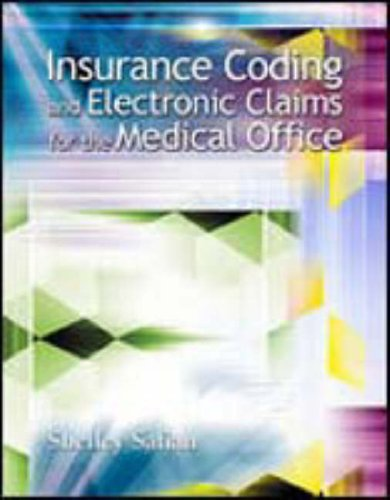 9780073040998: Insurance Coding and Electronic Claims for the Medical Office