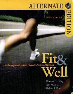 9780073041339: Fit & Well: Core Concepts and Labs for Physical Fitness