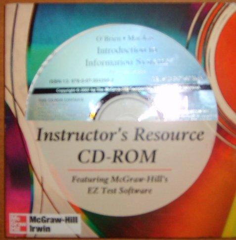 9780073043562: Instructors Resource CD to Accompany Int